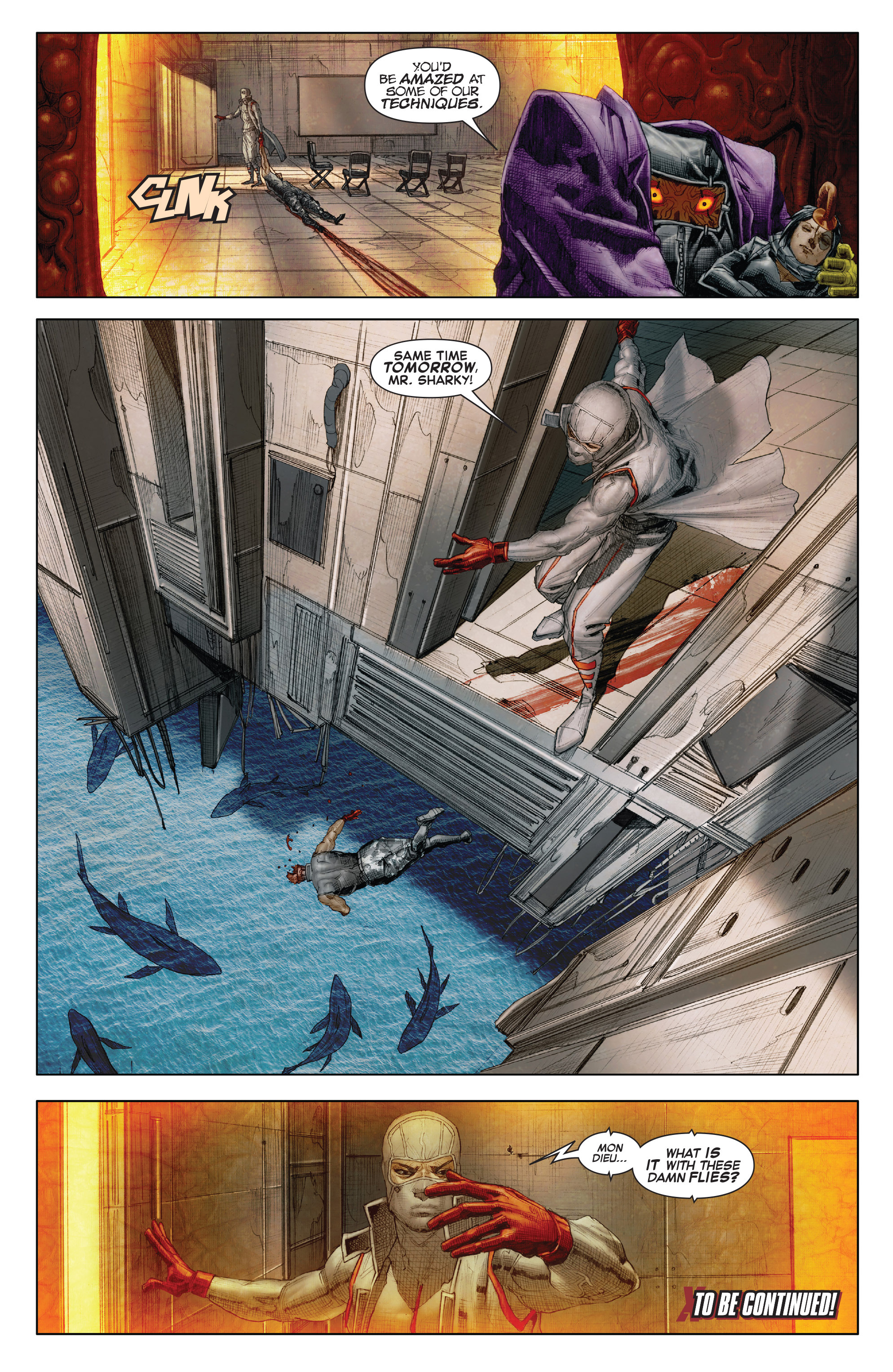 Read online X-Force (2014) comic -  Issue #7 - 21