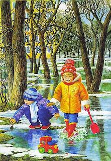 Картинки по запросу анимированные картинки на тему весна шагает по планете