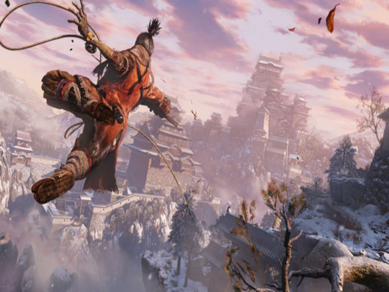 Sekiro Shadows Die Twice v1.02 Highly Compressed Free Download