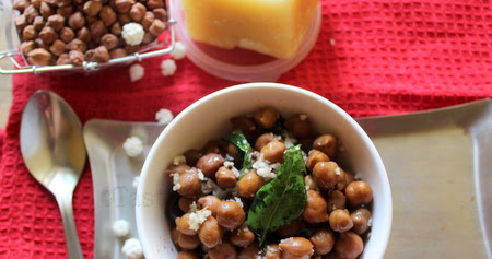 Experiments,Emotions,Experiences with food: Curried Brown Chickpeas - Chana Upkari | Happy Ugadi