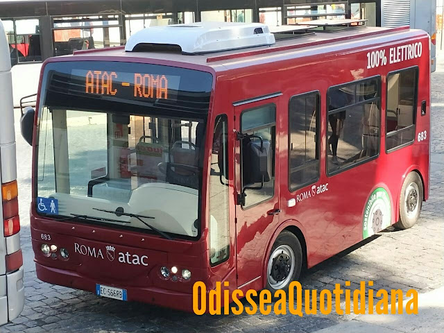 Minibus elettrici, avviati i collaudi