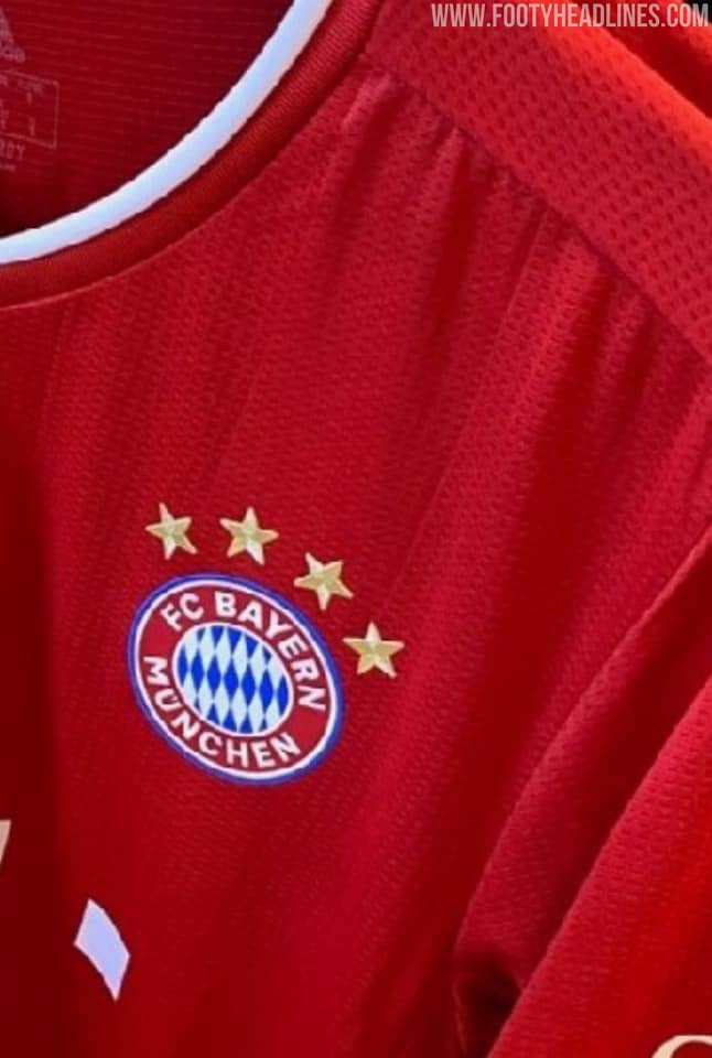 Bayern Munich 20-21 Home Kit Leaked - New Picture - Footy ...