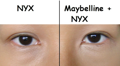 All She Ever Wanted: Review: NYX concealer in a jar; Beige