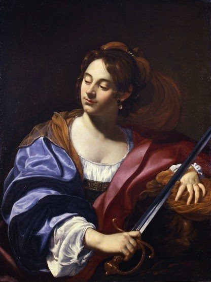 Judith et Holophernes (1624), Virginia Vezzi