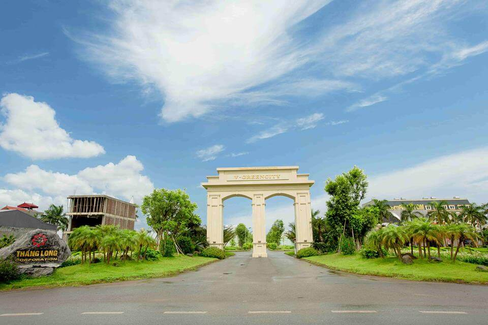 Chủ đầu tư khu đô thị V-Green City Phố Nối là ai - ducanhland