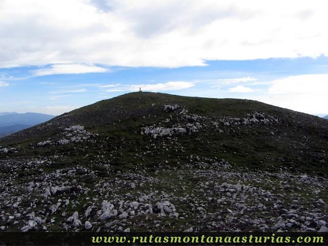 Circular Coañana Saleras: Llegando a la cima del Saleras