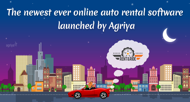 auto rental software