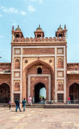 Badshahi Gate