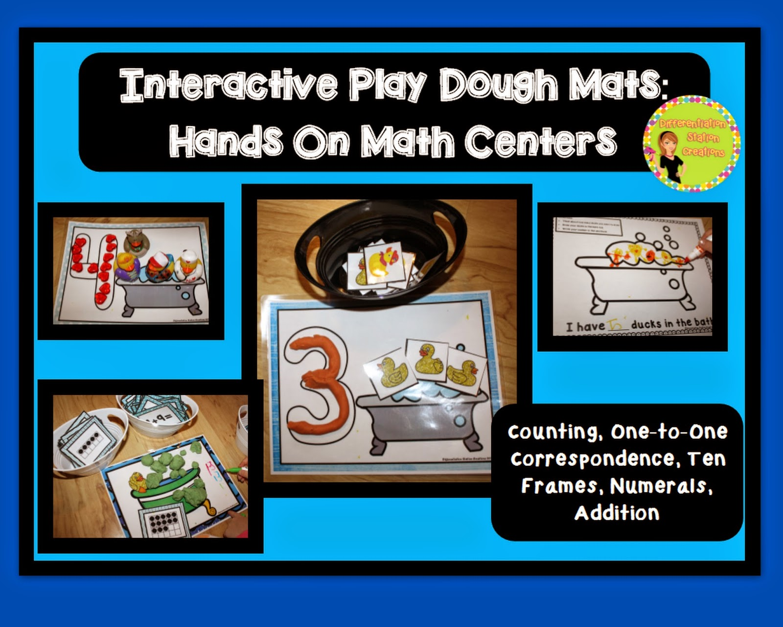 http://www.teacherspayteachers.com/Product/Interactive-Play-Dough-Mats-Counting-Centers-Games-Printables-Bubbles-1652752