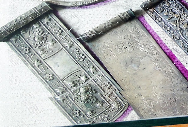 peranakan silver items
