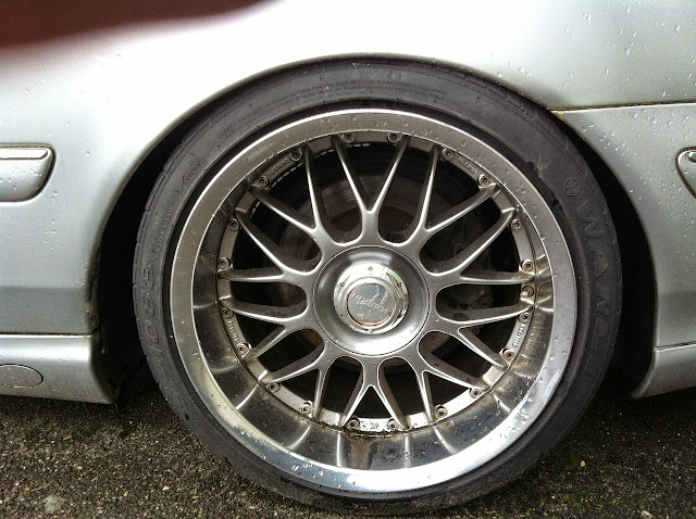 mercedes cl keskin wheels