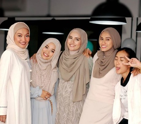 Pakai Hijab Kok Wajah Jadi Tambah Kucel ya? Coba Cara Ini