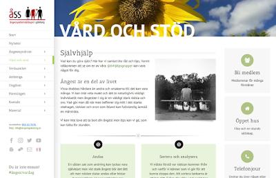 Nya webbplatsen