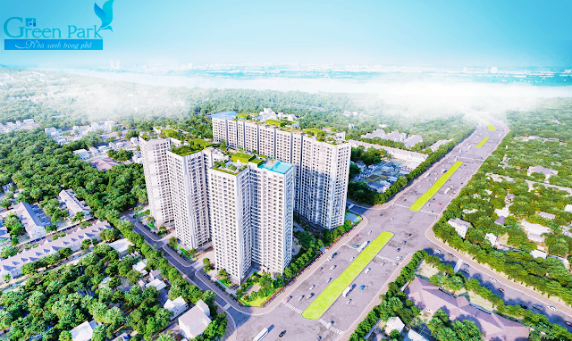 Đơn vị phân phối dự án chung cư Phương Đông Green Park
