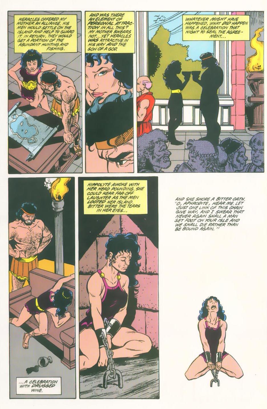 Read online Wonder Woman (1987) comic -  Issue #72 - 12