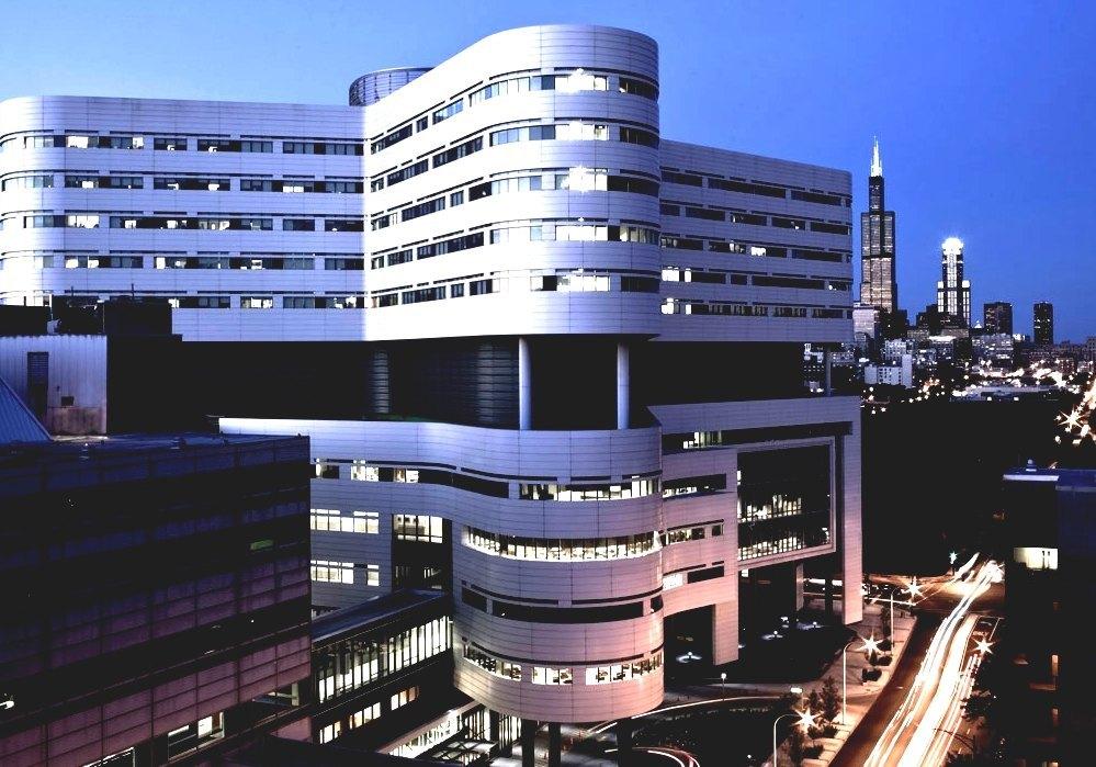 Rush University Medical Center - Chicago Hospital Rankings
