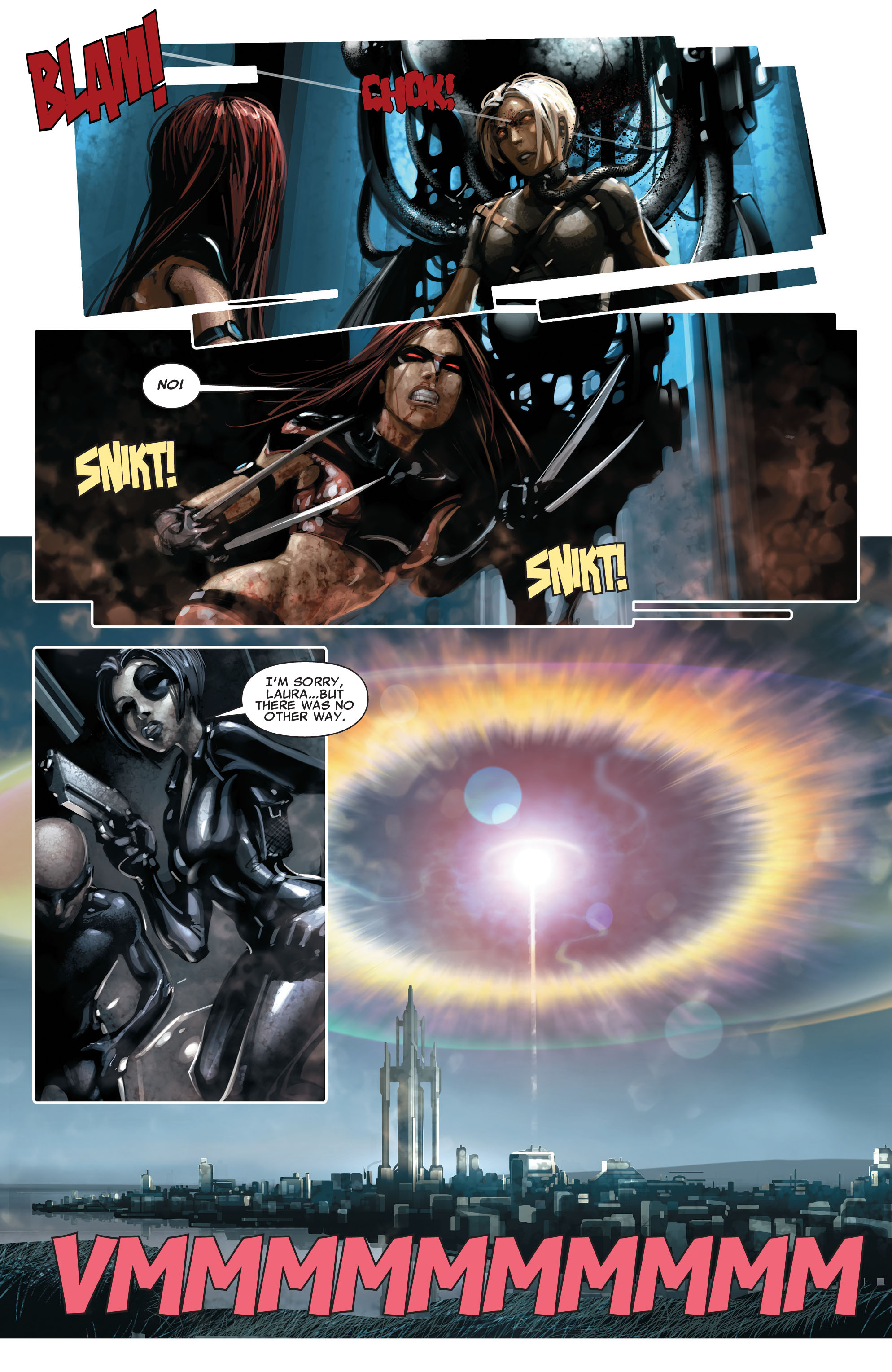 Read online X-Force (2008) comic -  Issue #16 - 7