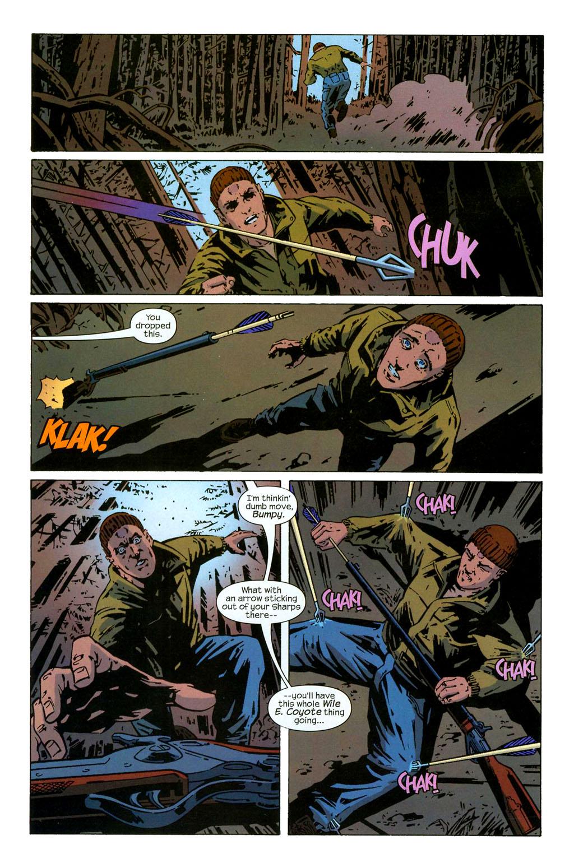 Hawkeye (2003) Issue #2 #2 - English 6