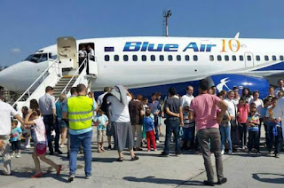 blue air bilete ieftine contsanta cluj timisoara iasi
