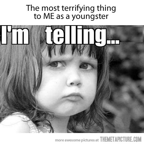 most terrifying thing