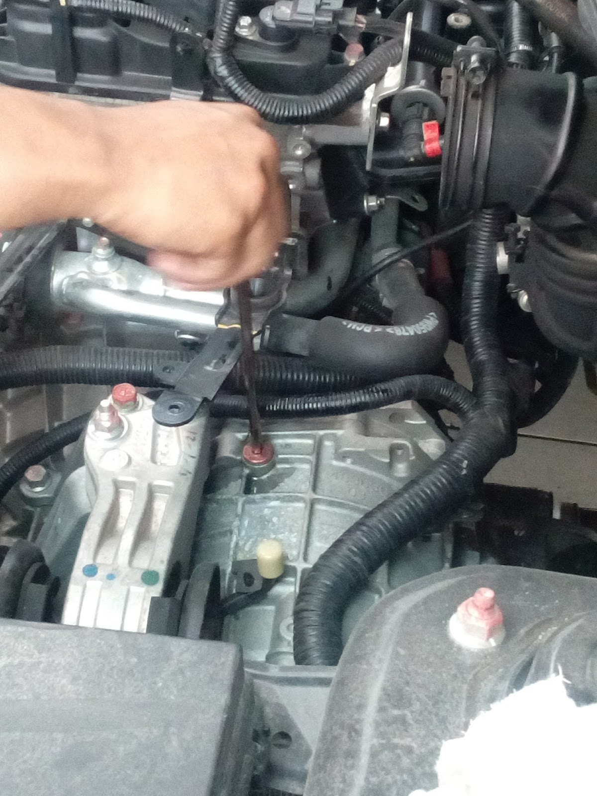 Tukar Minyak Gearbox Saga Flx Manual — TTCT