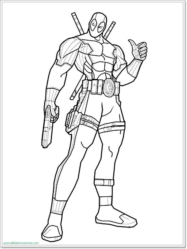 Ausmalbilder Hulk Hulk Zum Ausdrucken: Ausmalbilder Deadpool Zum Ausdrucken