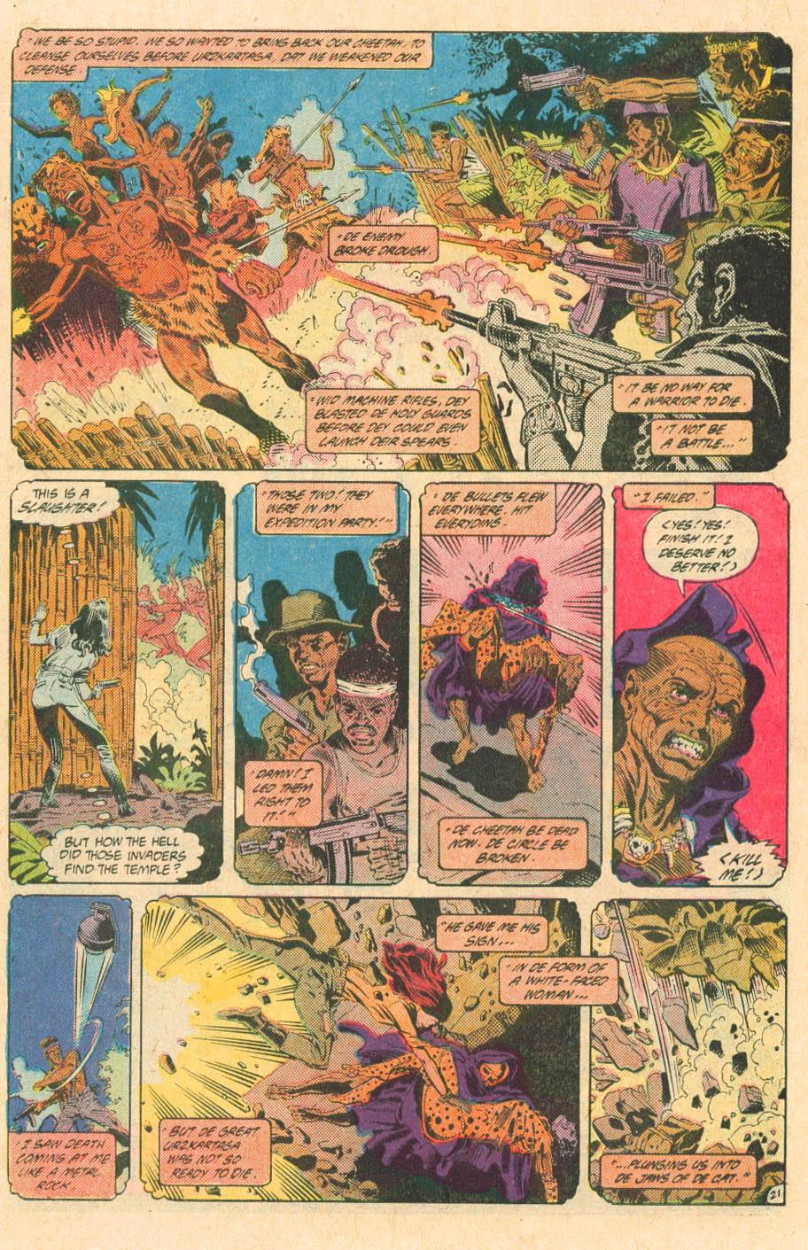 Read online Wonder Woman (1987) comic -  Issue #28 - 23