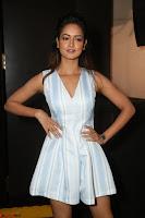 Shanvi Looks super cute in Small Mini Dress at IIFA Utsavam Awards press meet 27th March 2017 41.JPG