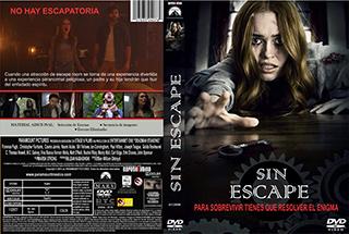 No Escape Room - Sin Escape - Cover