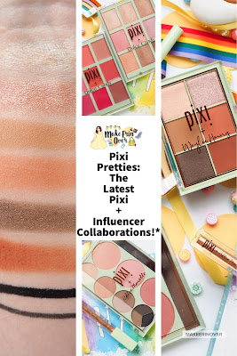 Pixi Pretties: The Latest Pixi + Influencer Collaborations!*