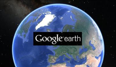 تحميل جوجل ايرث Google Earth احدث اصدار