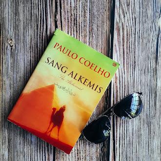 [Buku] The Alchemist Oleh Paulo Coelho