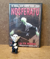 Nosferatu Mystery Mini and DVD
