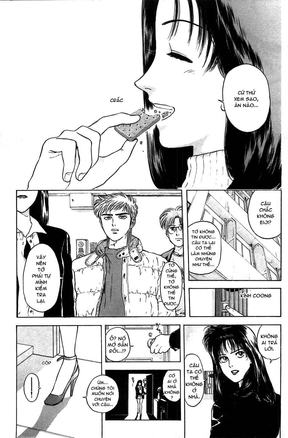 Psychometrer Eiji chapter 40 trang 8