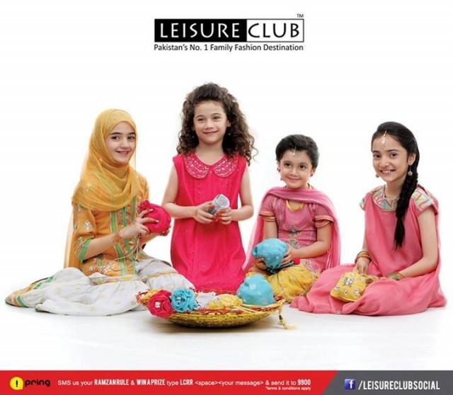 Fashion Amp Fok Leisure Club Stylish Summer Eid Kids Child