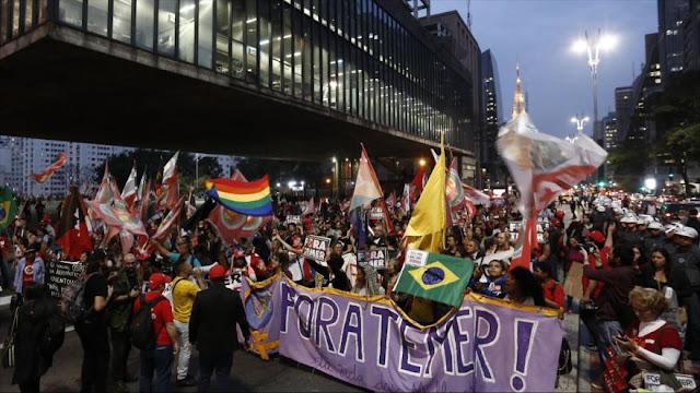 """Partido de Rousseff denuncia el impeachment ante OEA y lo tacha de """"golpe"""""""