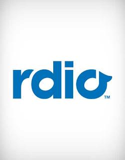 rdio vector logo, rdio logo vector, rdio logo, rdio, rdio logo ai, rdio logo eps, rdio logo png, rdio logo svg