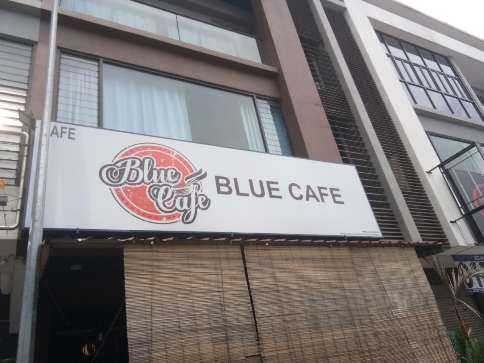 Blue Cafe Bandar Mahkota Cheras Cerita Suka Suka Qurratul Halwa