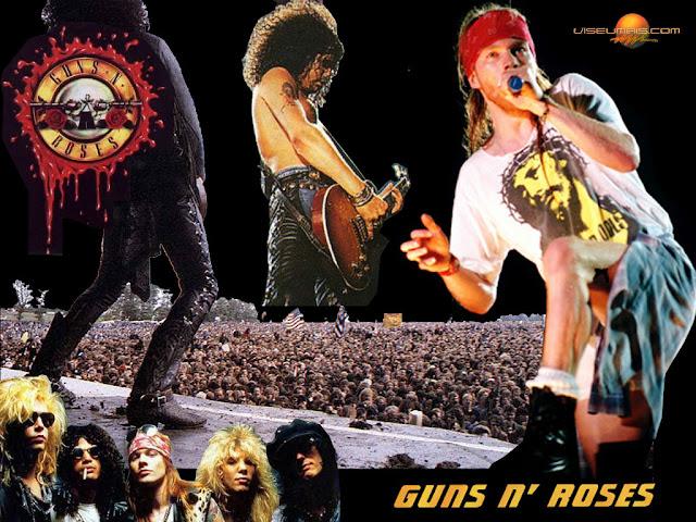 Guns N Roses Wallpapers Music Hq Guns N Roses Pictures: Wallpapers HD: Bandas De Rock, Musica Wallpapers (Fondo De