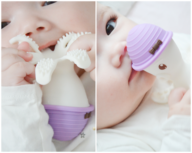 pieuvre de dentition baby to love
