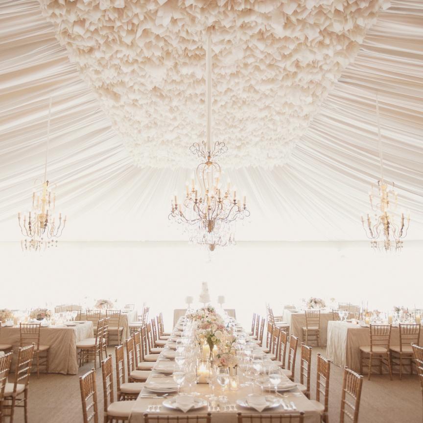 Daily Wedding Bits Tent Wedding Inspiration