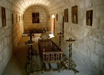 Foto del Convento de Santa Catalina por dentro