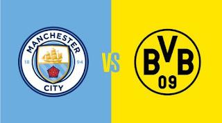 Manchester City 0-1 Borussia Dortmund Video Gol & Highlights