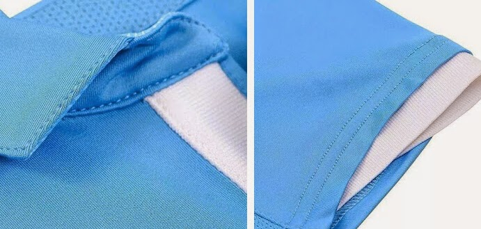 1d39cd4ea2d7a La segunda camiseta del napoli 2014-2015 tendrá algo que la hará distinta a  lo normal  esta vez hecha en material que simula el denim de la ropa de  trabajo.