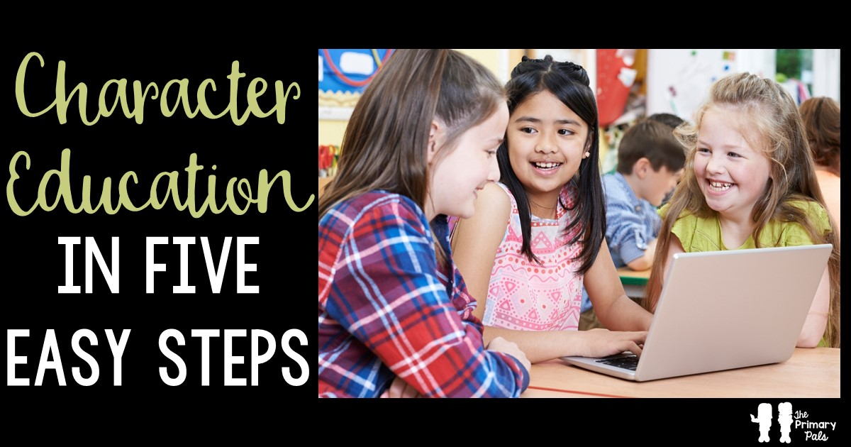 Character education helps teach your students to make better decisions and implementing those traits creates a more cohesive and productive learning environment.