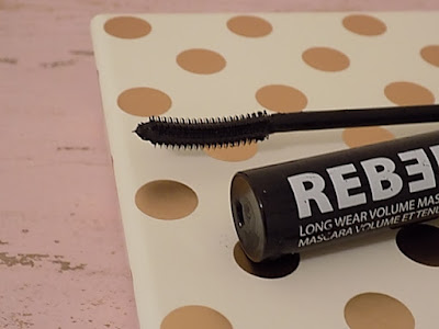 Rebel Eyes Mascara Gosh Copenhagen SS16 Collection