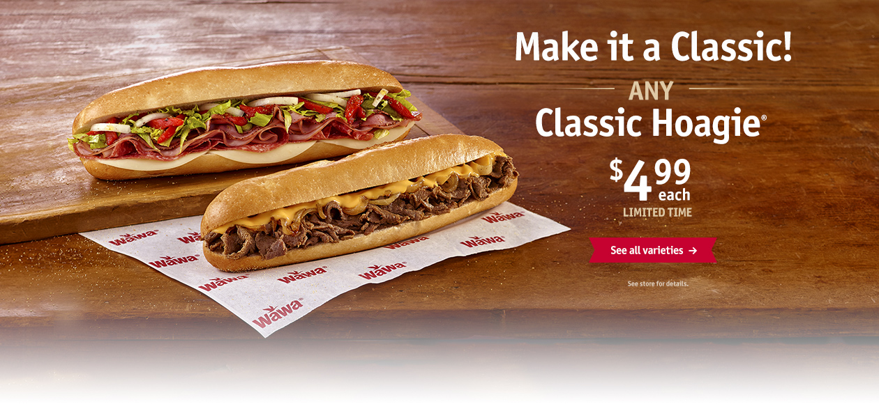 what is hoagiefest at wawa