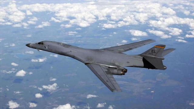 EEUU muestra músculos a Pyongyang enviando bombardero a Seúl