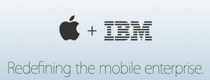 Parceria Apple e IBM