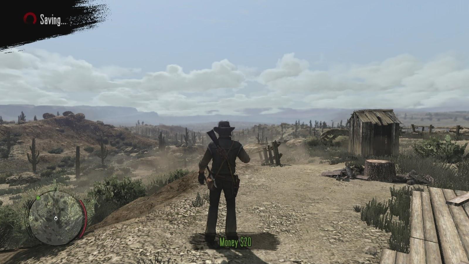 Red Dead Redemption torrent download for PC